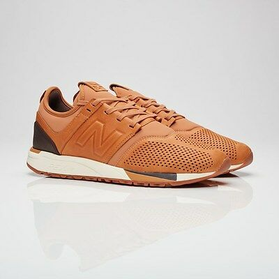 """New Balance MRL247TA """"Luxe Pack"""" Tan Men Sizes New 100% Authentic"""