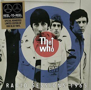 /5055748515823/ Who (The) - Radio Sessions 1965 [Vinilo LP]  Nuevo