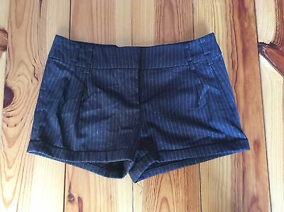 New Look Girls Pinstripe Shorts Age 13