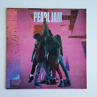 Pearl Jam - Ten - Lp Vinyl (1991)