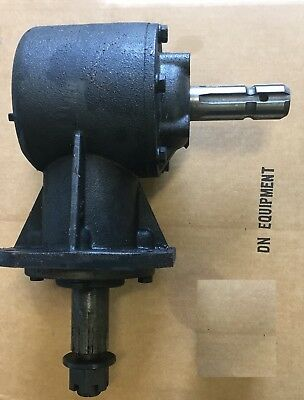 New Replacement Gearbox for Sidewinder 5x5CW Model Rotary Cutter