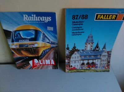 1980s Faller Modellers Catalogue