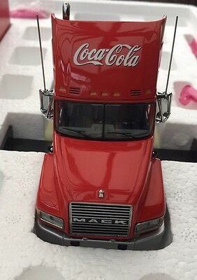 Franklin Mint Precision Models B11YK57 Coca Cola Mack CH600 Truck 1:43 Scale