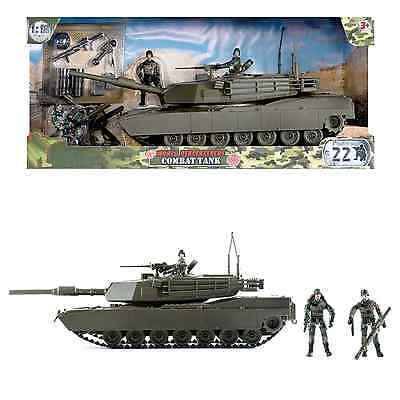 World Peacekeepers Military Combat Tank Army Toy with figures 3+ Years