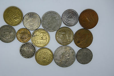 mexico mexican coin lot very nice lot colect or resell  $1 $100 20 centavos peso