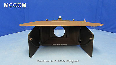Chrosziel S16 Compact Bellows Housing w/ French Flag Super 16, 2 4x4 filters