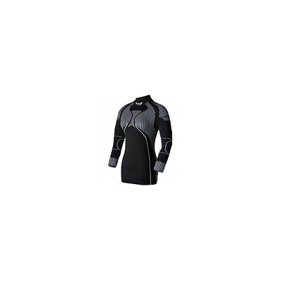 Camiseta Interior M/L Bbb Thermolayer Mujer Buw-16 T-Xs/S Negra