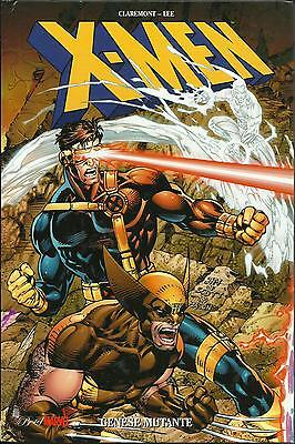 "Best of Marvel hard cover - X-Men ""Genèse mutante"" - Comics VF COMME NEUF"