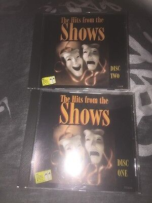 Cd Double Album - The Hits From The Shows