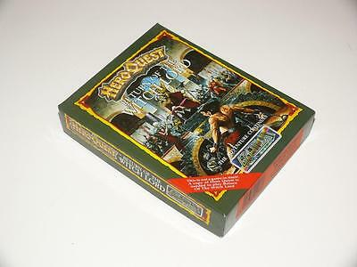 Amstrad CPC ~ Hero Quest: Return of the Witch Lord Expansion Pack ~ Gremlin ~NEW