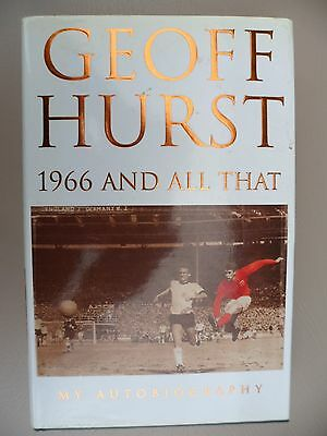 1966 and all that.  Geoff Hurst