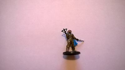 D&D Miniatures Dungeons & Dragons  Female Dragonborn Rogue 2/18
