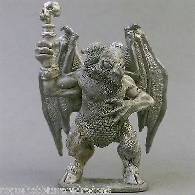 Orcus Demon Fantasy Lords Grenadier M239 Dungeons Dragons Pre Slotta Vintage D&D