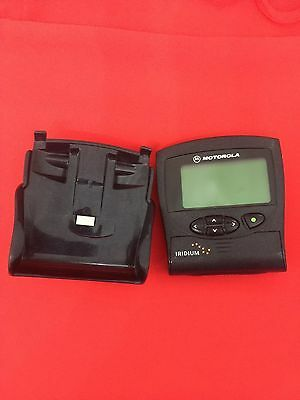 Iridium Motorola 9501 Satellite Pager - with 1 year of UNLIMITED Service!