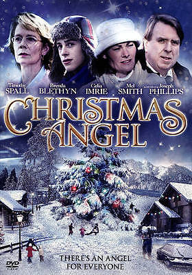 Christmas Angel DVD