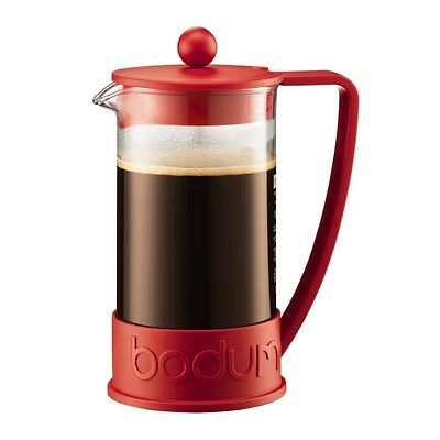 Bodum  Brazil Frence Press Coffee Maker 8Cup 1Litre