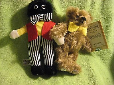 Vintage Merrythought bear Play mates limited ed 223/250 mohair MWT New Old Stock
