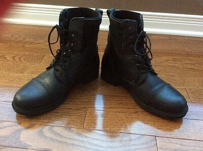 Horse Riding Paddock Boots Size 6