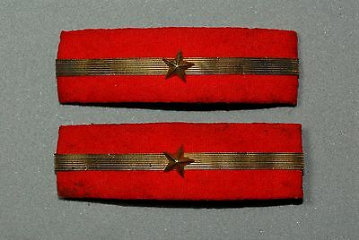WW2 Japanese Army Corporal Epaulete Shoulder Strap Military #048