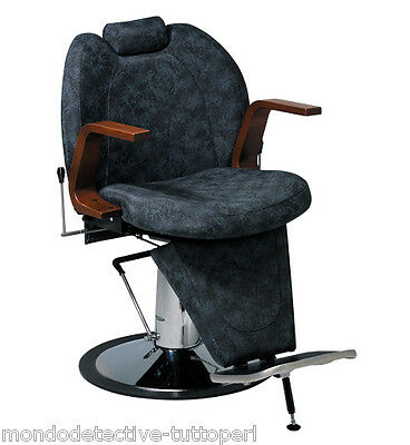 Chair From Barber Technical Full Headrest Adjustable Pump Gas