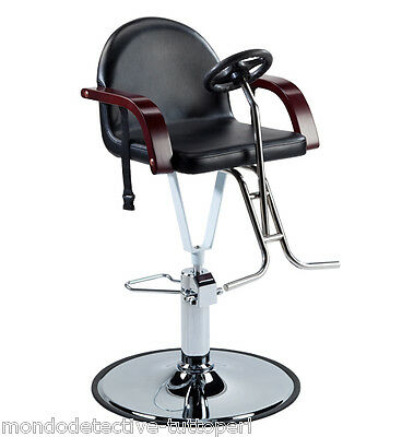 Seat Baby For Barber Seat Comfortable Large Belt Safety