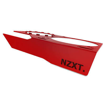New NZXT Kraken G10 RL-KRG10-R1 GPU Bracket (Red)