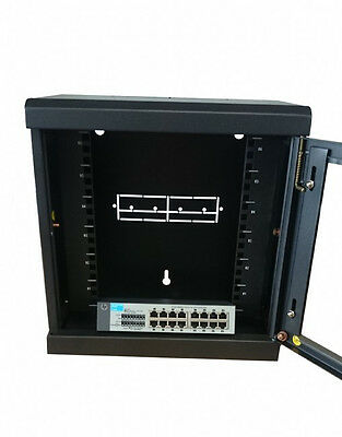 """6RU Mini Cabinet For 10"""" Patch Panel"""