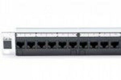 Amdex Cat 5e 16 port patch panel