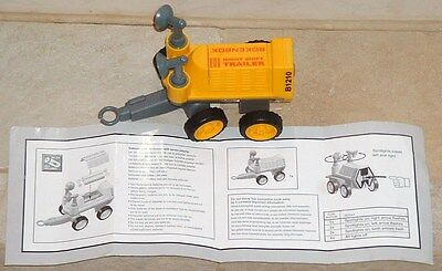 Rokenbok Accessories Night Shift Trailer with Instructions