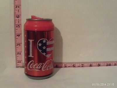 Cool Gear Coca Cola Insulated Drink Can Double Wall Patriotic