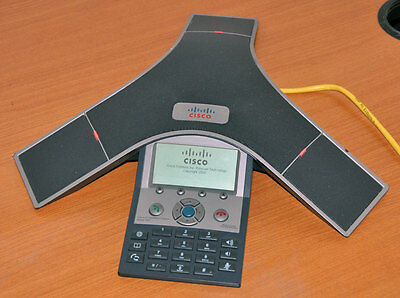 Cisco Polycom 7937G Unified IP Conference Station Phone - CP-7937G