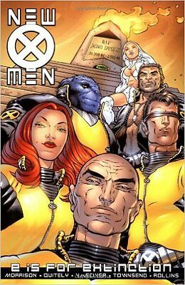 Marvel Comics: New X-Men - Vol 1-7 (Issues 114-154)