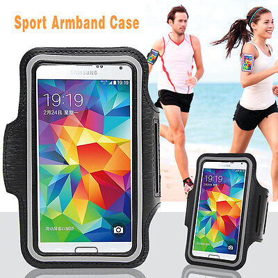 Galaxy S6/ S7/S7 Edge Sport Armband Case Arm band Holder Phone Pouch For Samsung