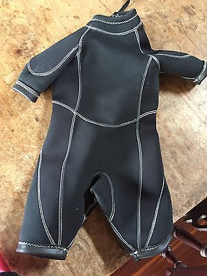 Baby Wetsuit Boy Or Girl Wet Suit Size 2 - 3 - 4