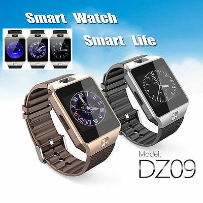 DZ09 Bluetooth Smart Watch Phone SIM Card For Android IOS HTC Samsung Sony LG ET