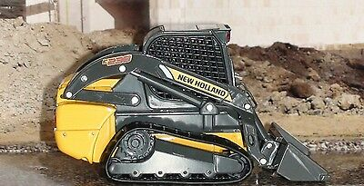 New Holland C238 Bobcat Track Loader Scale 1/32 Diecast New