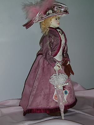 "OOAK Handmade Doll 18"" Victoria Rose..""Stunning"" FLASH!!!New Year Sale"