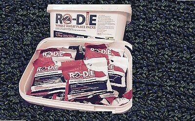 Rat Poison Mouse Killer Strong Strength Professional Bromadiolone Ro-die Bait