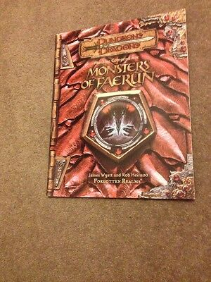 Dungeons And Dragons Forgotten Realms Monsters Of Faerûn