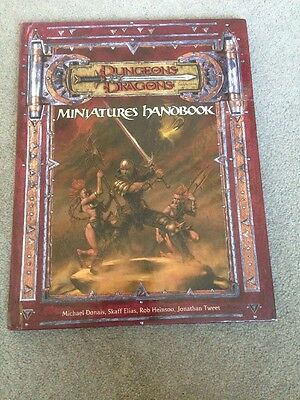 Dungeons And Dragons 3.5 Miniature's Handbook