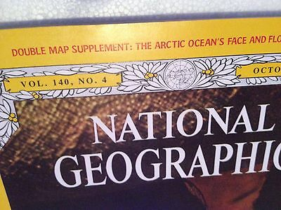 October 1971 National Geographic