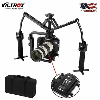 Viltrox Handheld Stabilizer Video Gimbal Steadicam Steady for DSLR Camera BMPCC