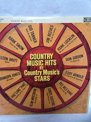 Lp Country Music Hits