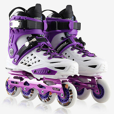 Adults Men Women's Inline Skates Shoes Free Style Roller Skating Shoes Patine