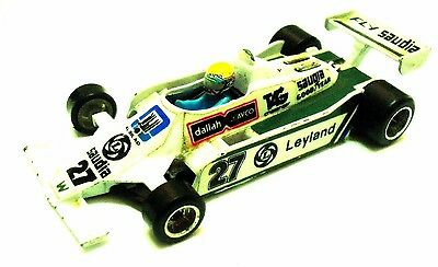 POLISTIL RACING WILLIAMS FW07 Made in Italy - 1/43