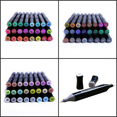 New Crafters Companion SPECTRUM NOIR Single Alcohol Pens BRIGHTS/LIGHTS/DARKS