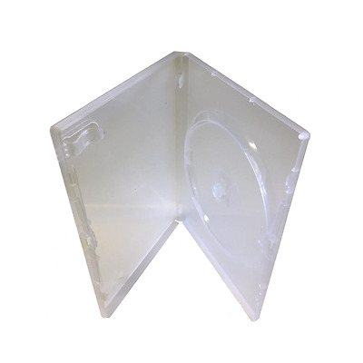 Amaray Super Klar Dvd-Hülle 14Mm Dick (Standardgröße) Box Of 100 Hüllen