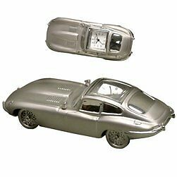 Miniature Clock E-Type Car-Home Accessories, Collectables (94170)