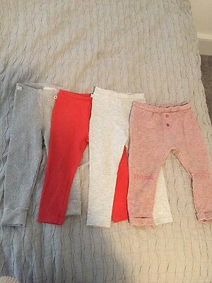 ZARA Girls Leggings & Trouser Bundle X 4 Age 2-3 Years