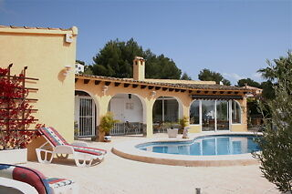 Holiday Rental Accommodation. Self Catering Villa. Spain. Private Pool. Views.